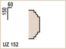 Фасадный узор UZ152