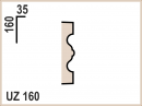Фасадный узор UZ160