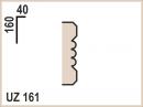 Фасадный узор UZ161