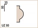 Фасадный узор UZ80