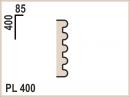 Пилястра PL400