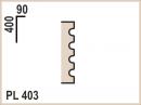 Пилястра PL403