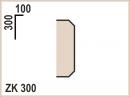 Замковый камень ZK300