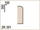 Замковый камень ZK301