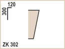 Замковый камень ZK302