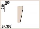 Замковый камень ZK305